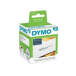 DYMO S0722370 Wit Zelfklevend printerlabel printeretiket