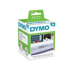 DYMO S0722400 Wit Zelfklevend printerlabel printeretiket