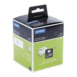 DYMO S0722400 printeretiket Wit Zelfklevend printerlabel