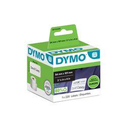 DYMO LW - Verzending/naambadgelabels - 54 x 101 mm - S0722430
