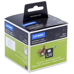 DYMO S0722430 printeretiket Wit Zelfklevend printerlabel