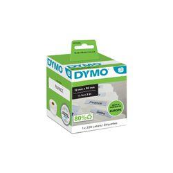 DYMO LW - Labels voor hangmappen - 12 x 50 mm - S0722460