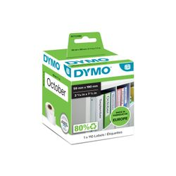 DYMO LW - Grote LAF-labels - 59 x 190 mm - S0722480