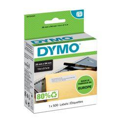 DYMO S0722520 Wit Zelfklevend printerlabel printeretiket