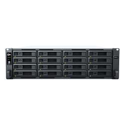 Synology RackStation RS2821RP+ data-opslag-server NAS Rack (3U) Ethernet LAN Zwart V1500B