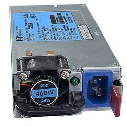 HPE 660184-001 power supply unit 460 W Zwart, Zilver