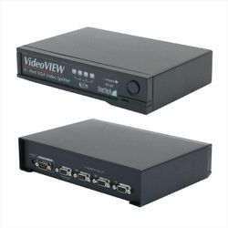1 PC TO 4 MONITORS VIDEO SPLITTER PC1600X120070HZ250M NMS