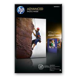 HP Q8691A pak fotopapier Wit Glans