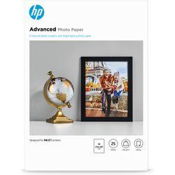 HP Advanced Photo Paper, glanzend, 25 vel, A4/210 x 297 mm