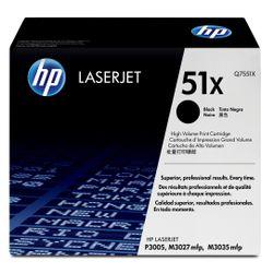 HP 51X originele high-capacity zwarte LaserJet