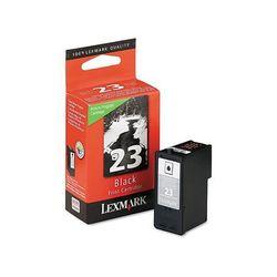 Lexmark Nr. 23 retourprogramma zwarte inktcartridge