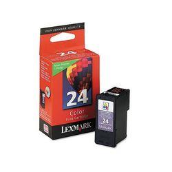 Lexmark Nr. 24 retourprogramma kleuren inktcartridge