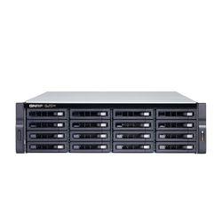 QNAP TS-h1683XU-RP NAS Rack (3U) Ethernet LAN Zwart E-2236