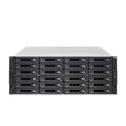 QNAP TS-h2483XU-RP NAS Rack (4U) Ethernet LAN Zwart E-2236