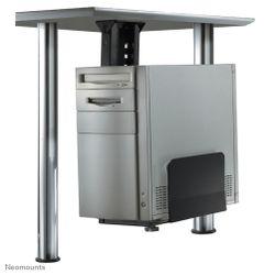 Newstar CPU-D200BLACK Desk-mounted CPU holder Zwart