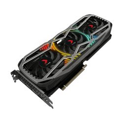 PNY VCG308010LTFXPPB videokaart NVIDIA GeForce RTX 3080 10 GB GDDR6X