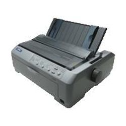 Epson LQ-590. Maximale printafmetingen: A4 (210 x 297 mm). Maximum printsnelheid: 529 tekens per seconde. Print richting: Bi-dir