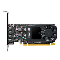PNY VCQP1000V2-SB videokaart NVIDIA Quadro P1000 V2 4 GB GDDR5