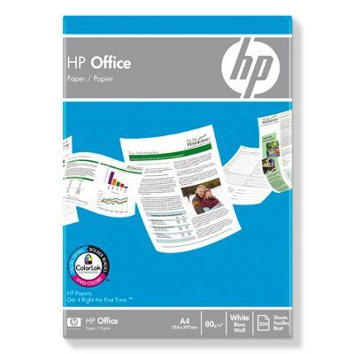 HP Office Paper-500 sht/A4/210 x 297 mm, 5 pack papier voor