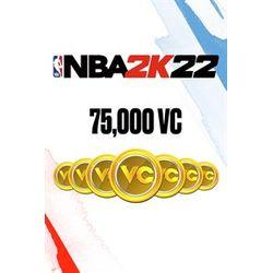 Microsoft NBA 2K22: 75,000 VC