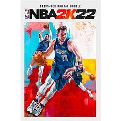 Microsoft NBA 2K22 Cross-Gen Digital Bundle Xbox One