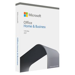 Microsoft Office 2021 Home & Business Volledig 1 licentie(s) Engels