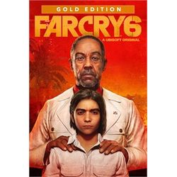 Microsoft Far Cry 6 Gold Edition Goud Xbox One