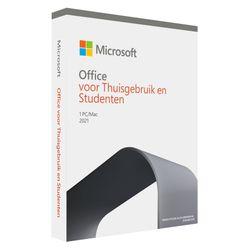 Microsoft Office 2021 Home & Student Volledig 1 licentie(s) Nederlands