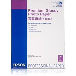 Epson Premium Glossy Photo Paper, DIN A2, 250g/m², 25 Vel