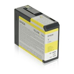 Epson inktpatroon Yellow T580400