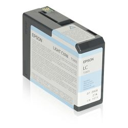 Epson inktpatroon Light Cyan T580500