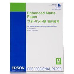 Epson Enhanced Matte Paper, DIN A2, 192g/m², 50 Vel