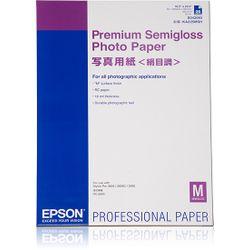 Epson Premium Semigloss Photo Paper, DIN A2, 250g/m², 25