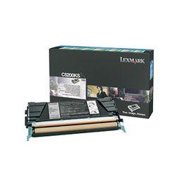 Lexmark C530 1,5K zwarte retourprogramma tonercartr.