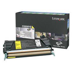 Lexmark C530 1,5K gele retourprogramma tonercartr.