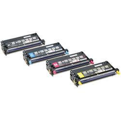 Epson Toner geel S051124 AcuBrite Hoge capaciteit