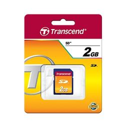 Transcend TS2GSDC flashgeheugen