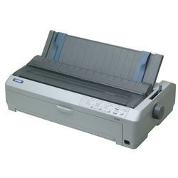 Epson FX-2190. Maximale resolutie: 240 x 144 DPI, Maximale printafmetingen: A3 (297 x 420 mm). Maximum printsnelheid: 680 tekens