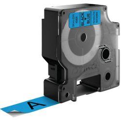 DYMO S0720860 Zwart op blauw labelprinter-tape