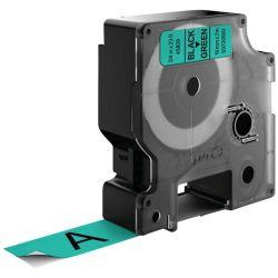 DYMO S0720890 Zwart op groen labelprinter-tape