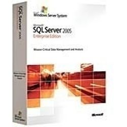 Microsoft SQL Server 2005 Enterprise Edition, Win32 EN SA OLV NL 1YR Acq Y1 Addtl Prod Engels