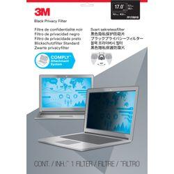 3M PF170W1B Randloze privacyfilter voor schermen 43,2 cm (17