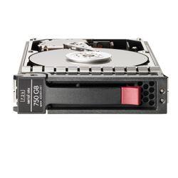 HPE 750GB hot-plug SATA HDD HDD 750GB SATA interne harde schijf