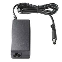 HP AC Smart pin slim power adapter (90-watt) Binnen 90W Zwart netvoeding & inverter