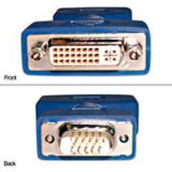 Intronics Verloop adapter DVI-A female - VGA male HQ 1