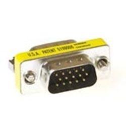 Intronics High density D-sub adapter 15-polig - 15-polig (VGA)