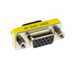 Advanced Cable Technology Mini gender changer HD 15FF