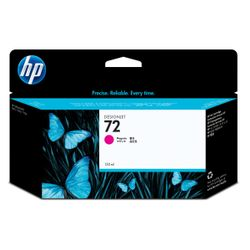 HP 72 magenta DesignJet inktcartridge, 130 ml