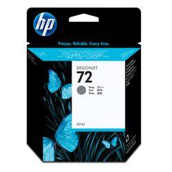 HP 72 grijze DesignJet inktcartridge, 69 ml