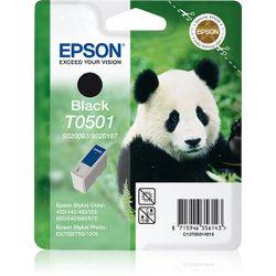 Epson inktpatroon Black T0501